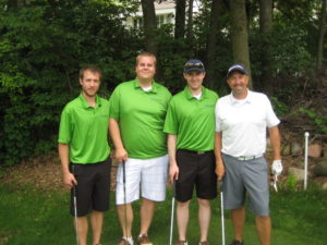 Atlas Agents & Reps at MIIAB Golf Outing