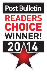 Post Bulletin Readers Choice Award Winner 2014
