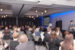 Atlas 2014 Awards Banquet During Reception