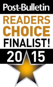 Post Bulletin Readers Choice Awards - 2015 Finalist