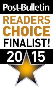 Post Bulletin Readers Choice Awards - 2015 Finalist