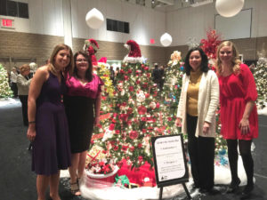 Atlas Participated in 2015 Festival of Trees