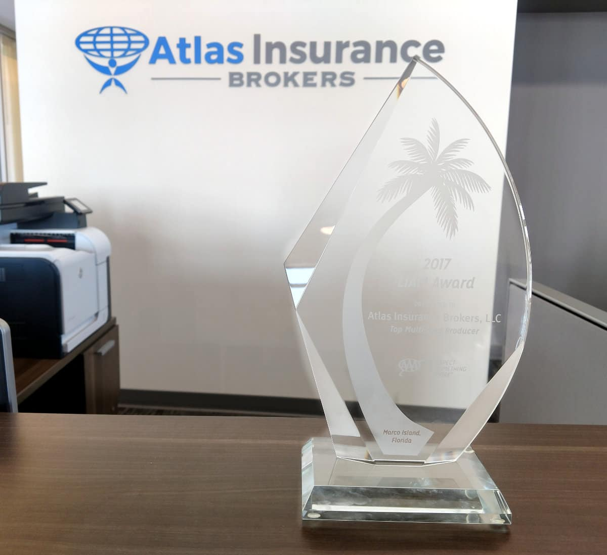 AAA Life Names Atlas Insurance Brokers Multi-Line Life