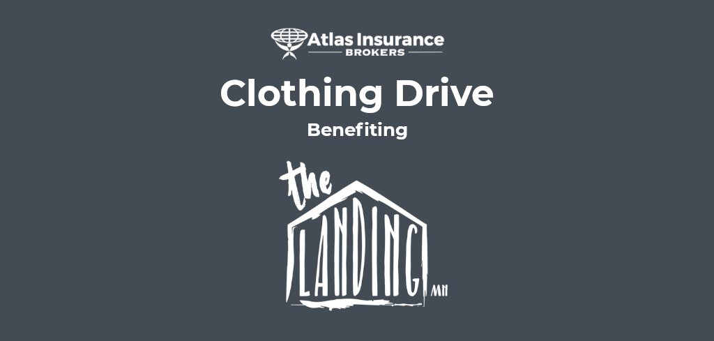 Clothing Drive Benefiting The Landing MN